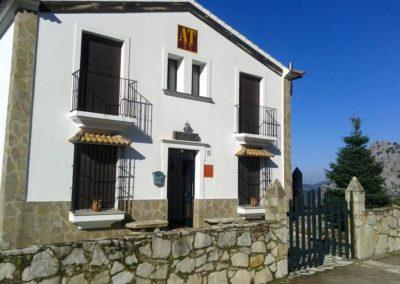 Entrada apartamentos Sierra Alta 2