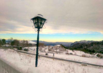 Vistas desde apartamentos Sierra Alta
