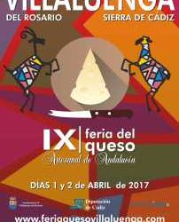 IX Feria del Queso en Villaluenga 2017